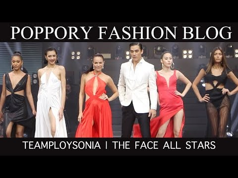 TeamPloySonia | Final Walk | The Face Thailand Season 4 All Stars | VDO BY POPPORY