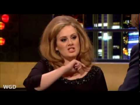 Adele's Reaction To Screamo Version of 'Rolling In The Deep' by Amyst