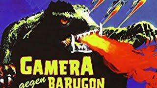 Gamera gegen Barugon (Fantasy Science Fiction Film, Spielfilm auf deutsch) *kostenlose Spielfilme*