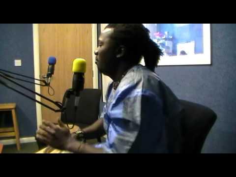 Mbollou at RedShift Radio