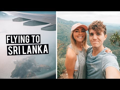 Flying To Sri Lanka | Cathay Pacific - Australia to Colombo
