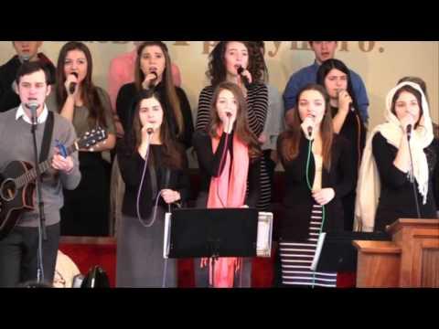Sunday Church Service 1/24/2016 (Russian)