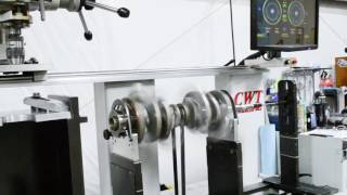 Texas Speed & Performance Engine Machining Facility - Crankshaft Balancer