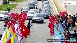 Şahlanış Marşı-Tanrı Türkü koruyacak Bozkurtum