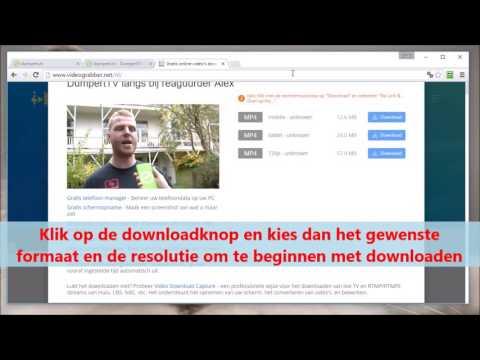 Hoe video van Dumpert te downloaden