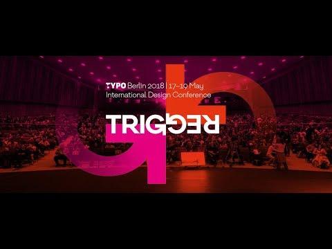 LIVE: TYPO Berlin 2018   Frank Rausch: Die Neue Typografie
