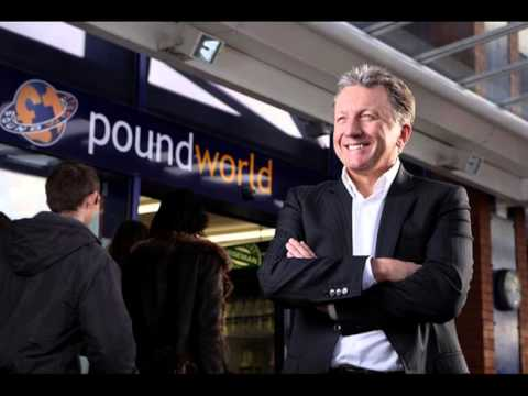 Poundworld MD Chris Edwards Interview On Wes Butters BBC Radio Leeds