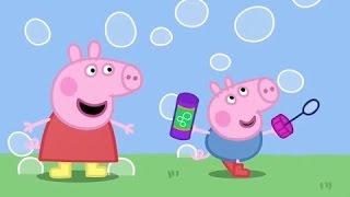 Свинка Пеппа пузырьки, Peppa Pig Russian episodes 20 minutes #DJESSMAY