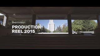EVENTVISION | Showreel 2015