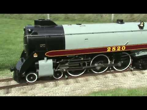 Canadian Pacific Railway - The Royal Hudson