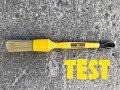 Works Stuff - Good Stuff - Detailing Brush - Test na mokro