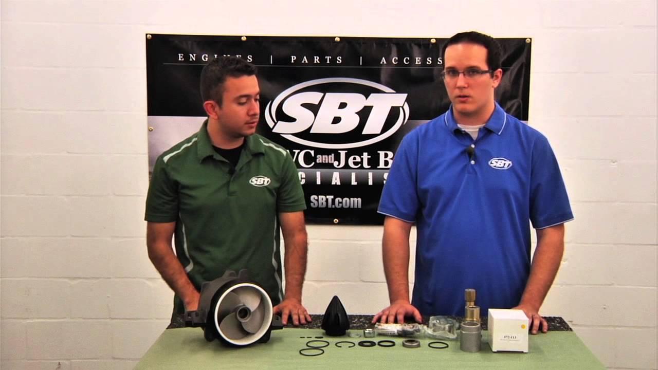 SBT Tech Tip: Jet Pump Rebuild