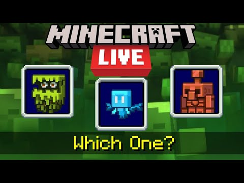 Which 1.19 Mob To Vote For   Minecraft Live Mob Vote   Minecraft 1.19