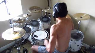 Majoring In The Minors by August Burns Red: Drum Cover by Joeym71