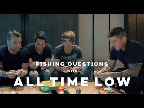 Fishy Questions with All Time Low