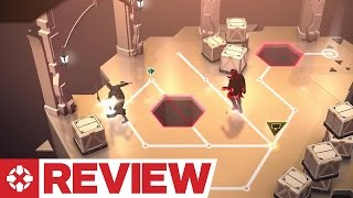 Deus Ex Go Review (Video Game Video Review)