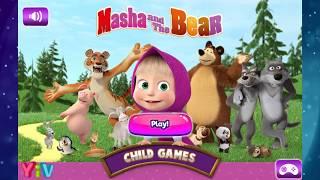 Masha And The Bear Child Games (Маша и Медведь: Детские игры Маши)
