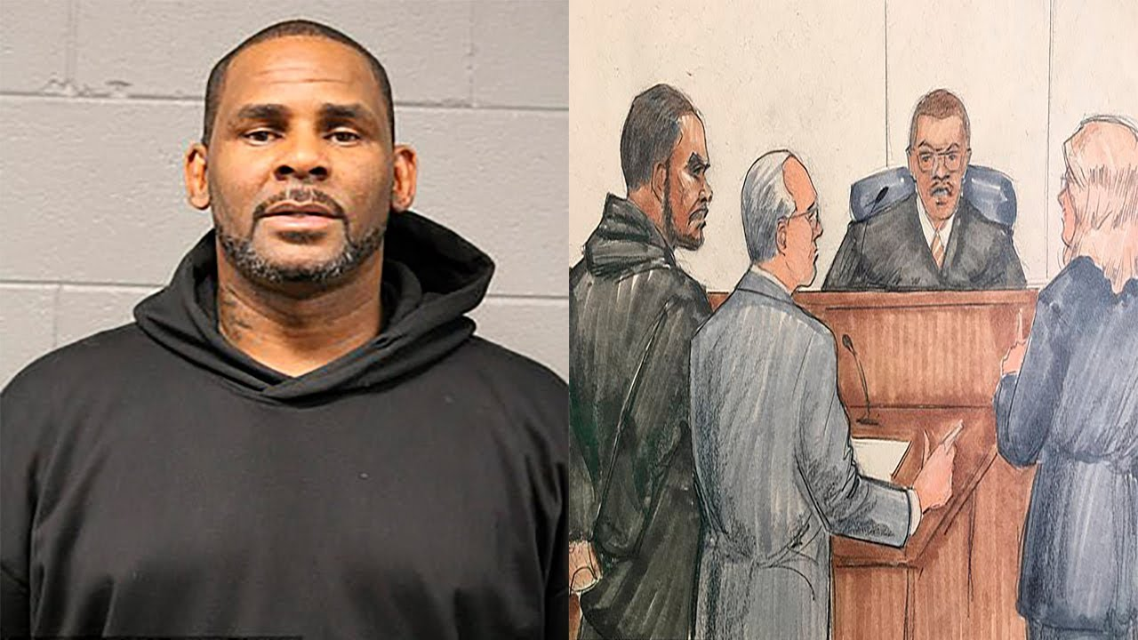 Judge Sets R.Kelly's Bail At $1M;Singer Having Trouble Finding $100K To Bond Out