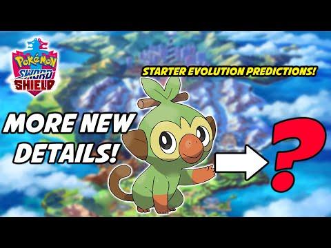 new-confirmed-details!-plus,-starter-evolution-predictions!-pokemon-sword-and-shield-news