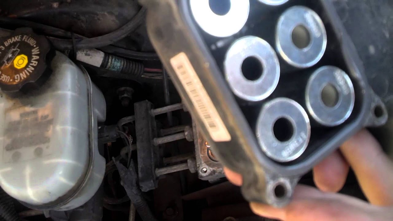 ECBM Rebuild At Home Fix ABS and Brake Light on  YouTube