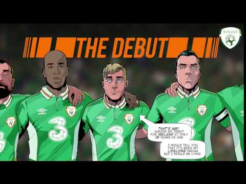 Republic of Ireland Official Match Day Programme