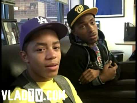 Exclusive: The New Boyz defend Skinny Jeans