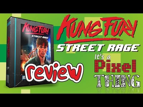 KUNG FURY: Street Rage [2015, Windows / iOS / Android ...