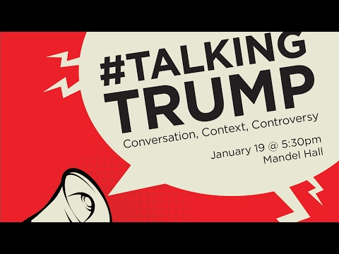 #TalkingTrump: Conversation, Context, Controversy