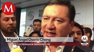 ¿No que no dejarían que nos insulten?: Osorio a AMLO