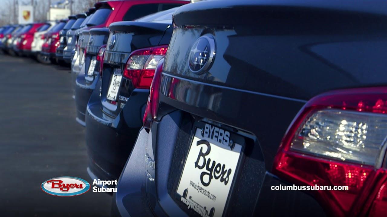 Byers Airport Subaru >> Byers Airport Subaru January 2018 Tv