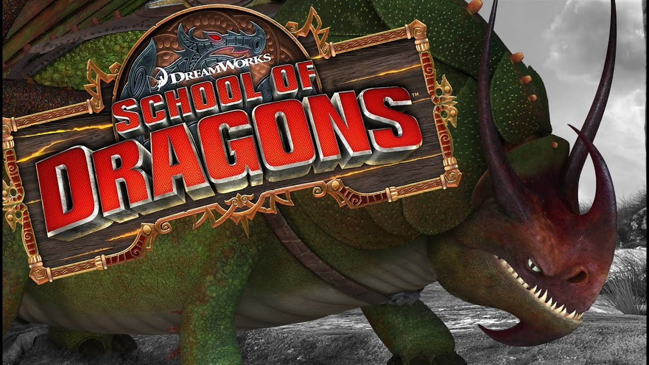 School of Dragons: Dragons 101 - The Rumblehorn - YouTube