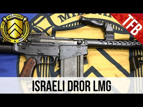 A Light Machine Gun for Independence: The Israeli Dror