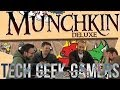 Let's Play Munchkin - Board Game Play Through