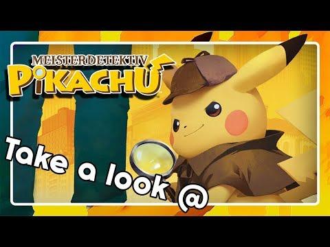 Take a look @ Meisterdetektiv Pikachu Spezial-Demoversion