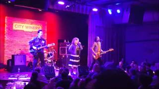 X Johnny Hit and Run Paulene at City Winery Chicago July 26, 2015