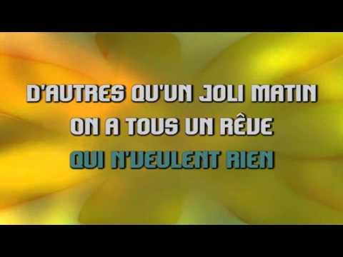 Vieillir avec toi - Florent Pagny (karaoke)
