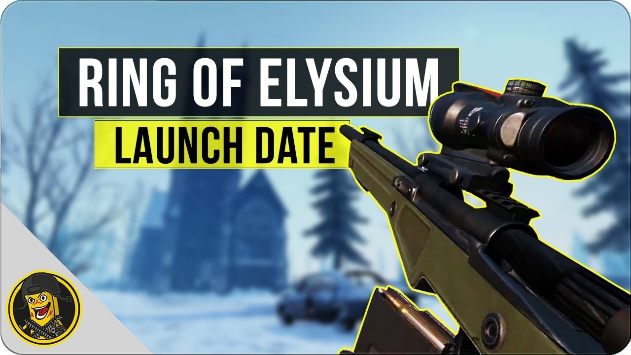Ring of Elysium - North American Release Date Announced!