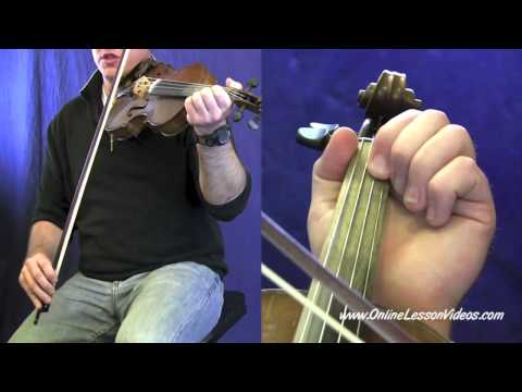 The 8th of January - [HD] - (aka Battle of New Orleans) - Bluegrass Fiddle Lesson