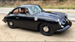 homepage tile video photo for 1965 Porsche 356C - One Take