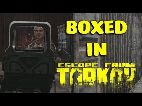 Escape From Tarkov - BOXED IN