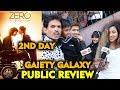 ZERO Public Review | 2nd Day | GAIETY GALAXY THEATRE | Shahrukh, Anushka, Katrina Mp3