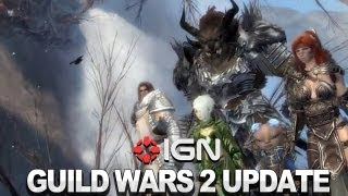 Guild Wars 2: Review in Progress - Update 1 (Video Game Video Review)