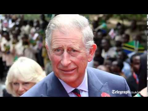 Prince Charles reads Dylan Thomas poem 'Fern Hill'