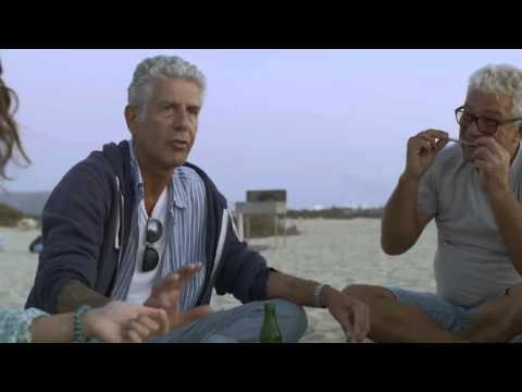 Anthony Bourdain goes Greek in Naxos Parts Unknown Greece