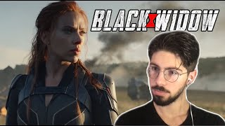 Black Widow Official Teaser Trailer - Reaksiyon ve İnceleme