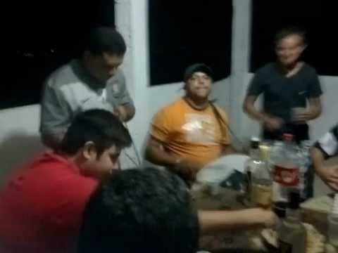 Farra no Club 7 em Taboca 04\01\2013
