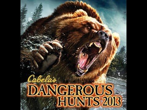 Cabela's Dangerous Hunts 2013 - First 16 Minutes [Wii]   Doovi