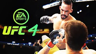 UFC 4 - Official Gameplay Trailer