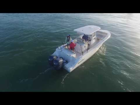 Florida Sportman Best Boat - Contender 25 Bay, NauticStar 28XS, Sea Fox 328 Commander