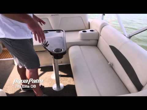 Aqua Patio 240 Elite OB Product Walk-Through